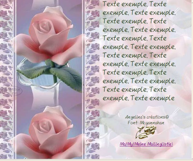 Rose rose Incredimail &amp&#x3B; Papier A4 h l &amp&#x3B; outlook &amp&#x3B; enveloppe &amp&#x3B; 2 cartes A5 &amp&#x3B; signets 3 langues    00511