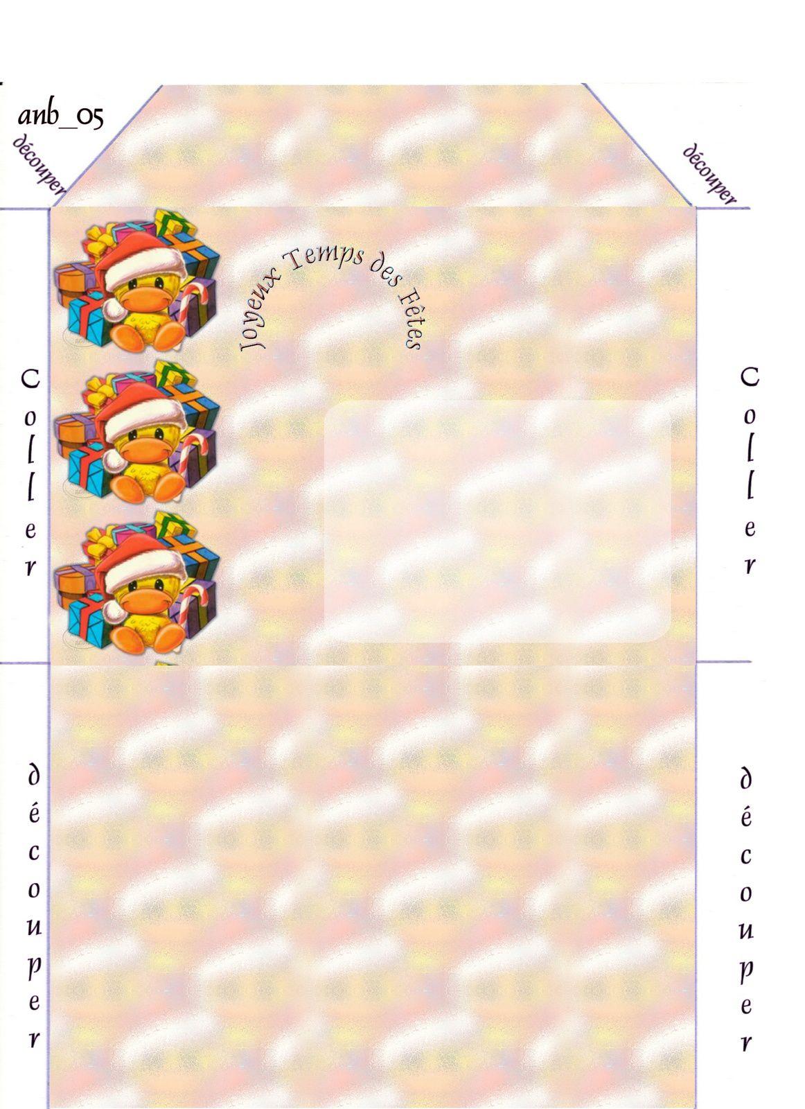 Joyeux Temps des Fêtes Canard Cadeaux IM &amp&#x3B; Papier A4 h l &amp&#x3B; outlook &amp&#x3B; enveloppe &amp&#x3B; 2 cartes A5 &amp&#x3B; signets joyeux_temps_canard_cadeaux