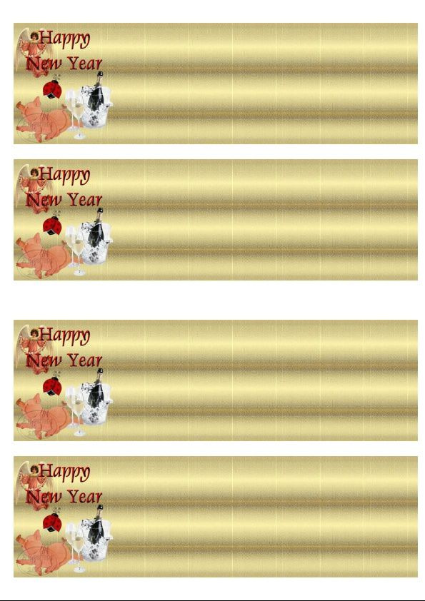 Happy New Year Incredimail &amp&#x3B; Papier A4 &amp&#x3B; outlook  happy_new_year_voeux_2007b