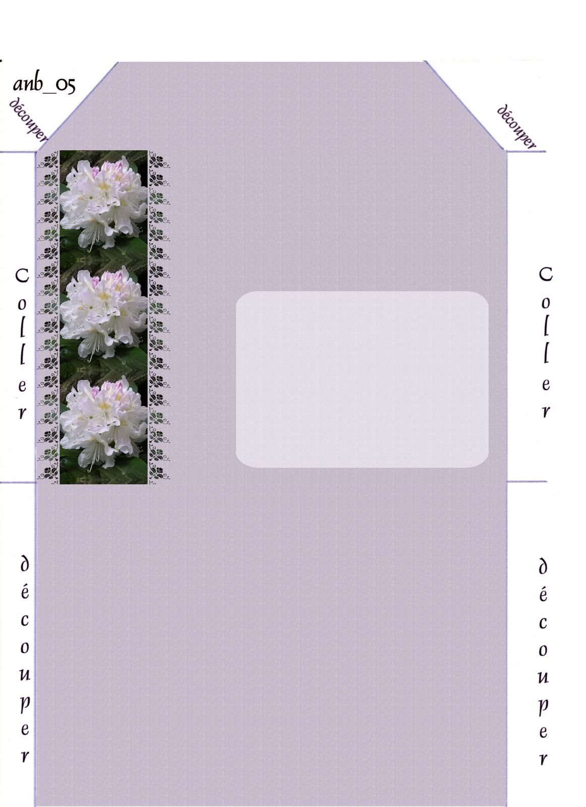 Fleurs Incredimail &amp&#x3B; Papier A4 h l &amp&#x3B; outlook &amp&#x3B; enveloppe &amp&#x3B; 2 cartes A5 &amp&#x3B; signets 3 langues     in_full_bloom