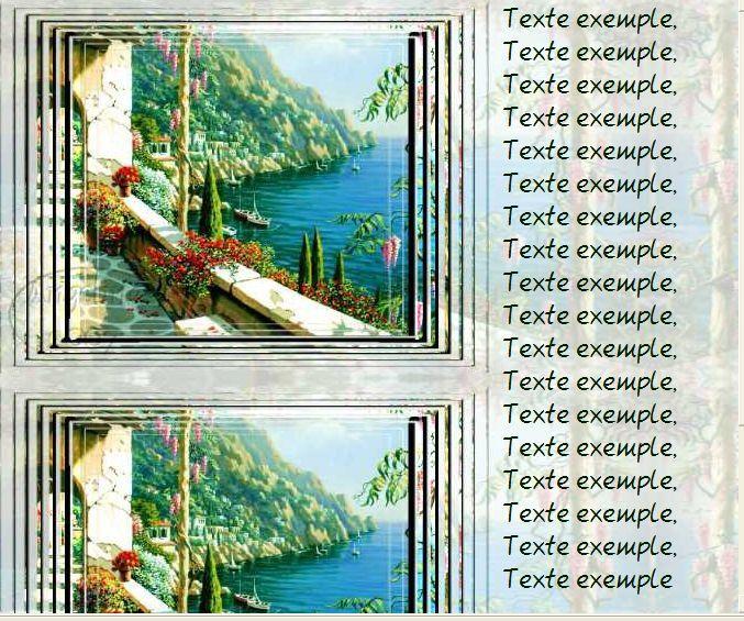 Villa à Capri Incredimail &amp&#x3B; Papier A4 h l &amp&#x3B; outlook &amp&#x3B; enveloppe &amp&#x3B; 2 cartes A5 &amp&#x3B; signets 3 langues    pays_villaincapri1