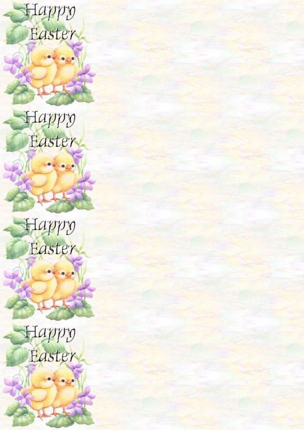 Happy Easter b6726262_0 Incredimail &amp&#x3B; Papier A4 h l &amp&#x3B; outlook &amp&#x3B; enveloppe &amp&#x3B; 2 cartes A5 &amp&#x3B; signets    happy_easter_paques_b6726262_00_marzou