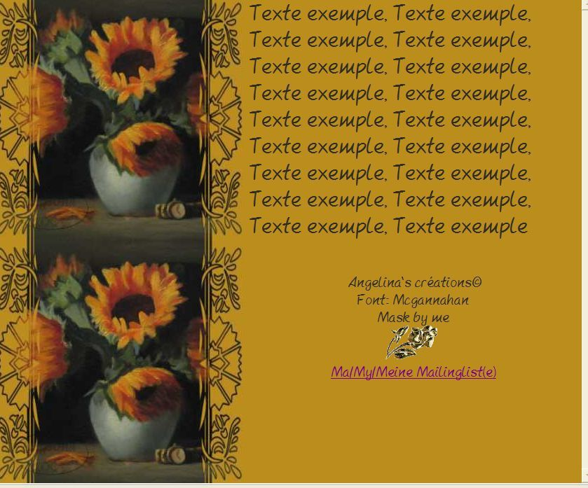 Tournesols dans vase Incredimail &amp&#x3B; Papier A4 h l &amp&#x3B; outlook &amp&#x3B; enveloppe &amp&#x3B; 2 cartes A5 &amp&#x3B; signets 3 langues    sunflowers7