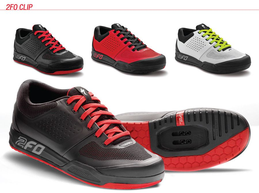 Specialized 2015 : Chaussures 2FO
