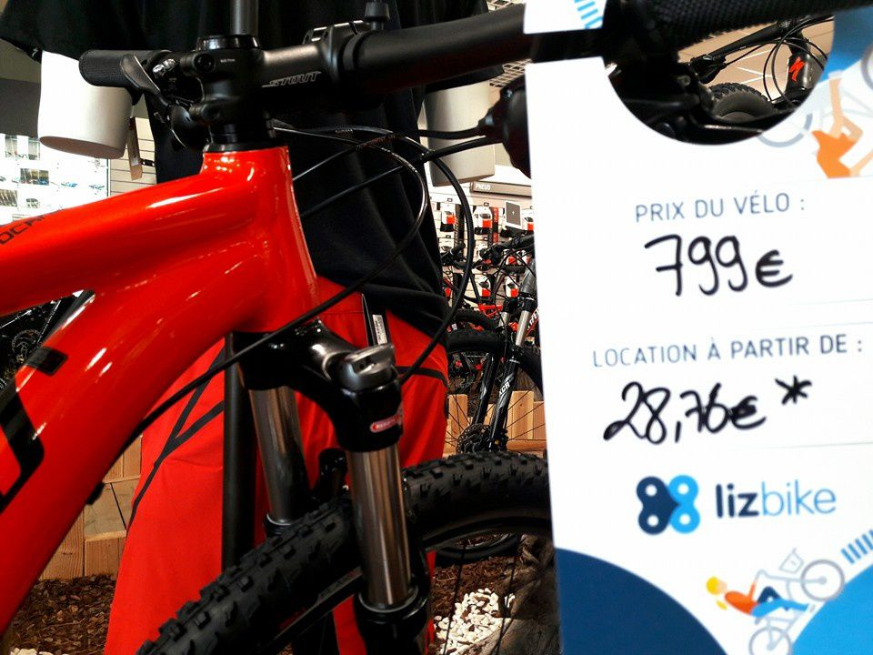 Specialized : Lizbike