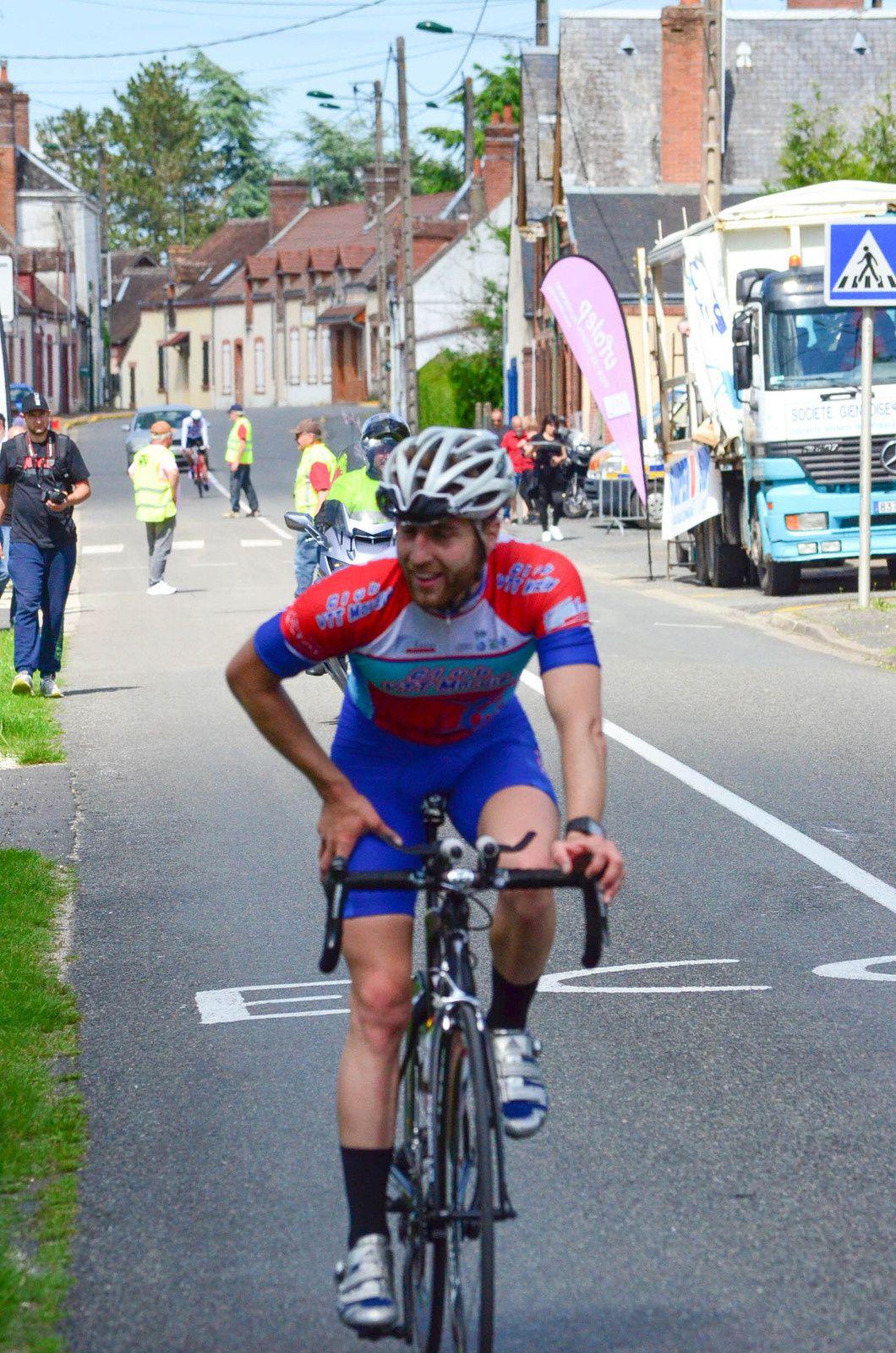 Ronde du Loiret en solitaire !! et un peu de rando d'Ormes...