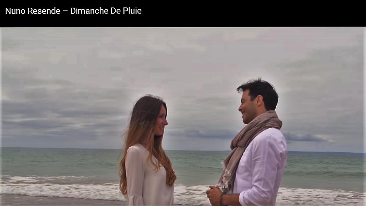 """Coup de coeur pour le clip """" Dimanche De Pluie """" de Nuno Resende"""