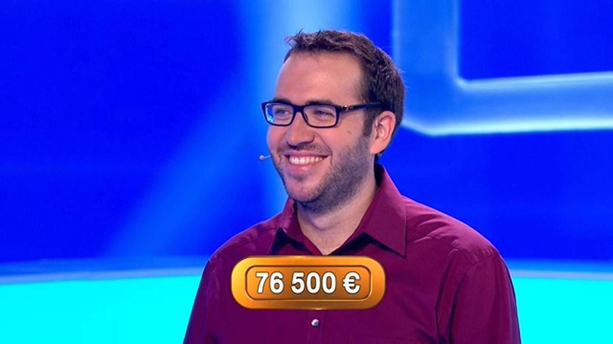 Benjamin a signé sa 10ème victoire face à Stéphane !