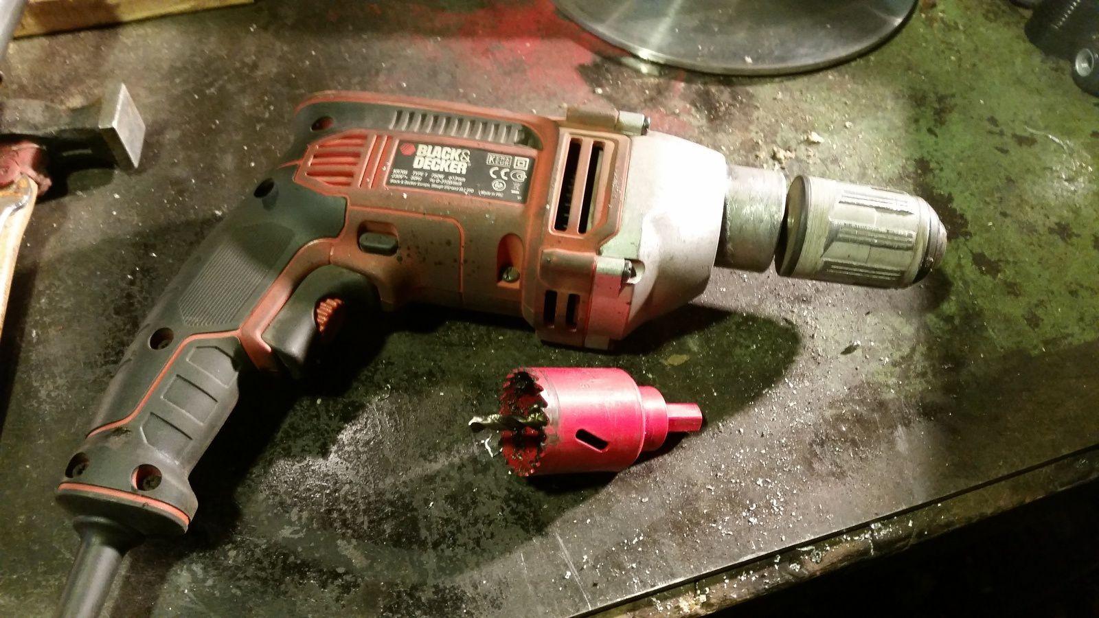 Comment fabriquer une lampe récup avec 3 fois rien