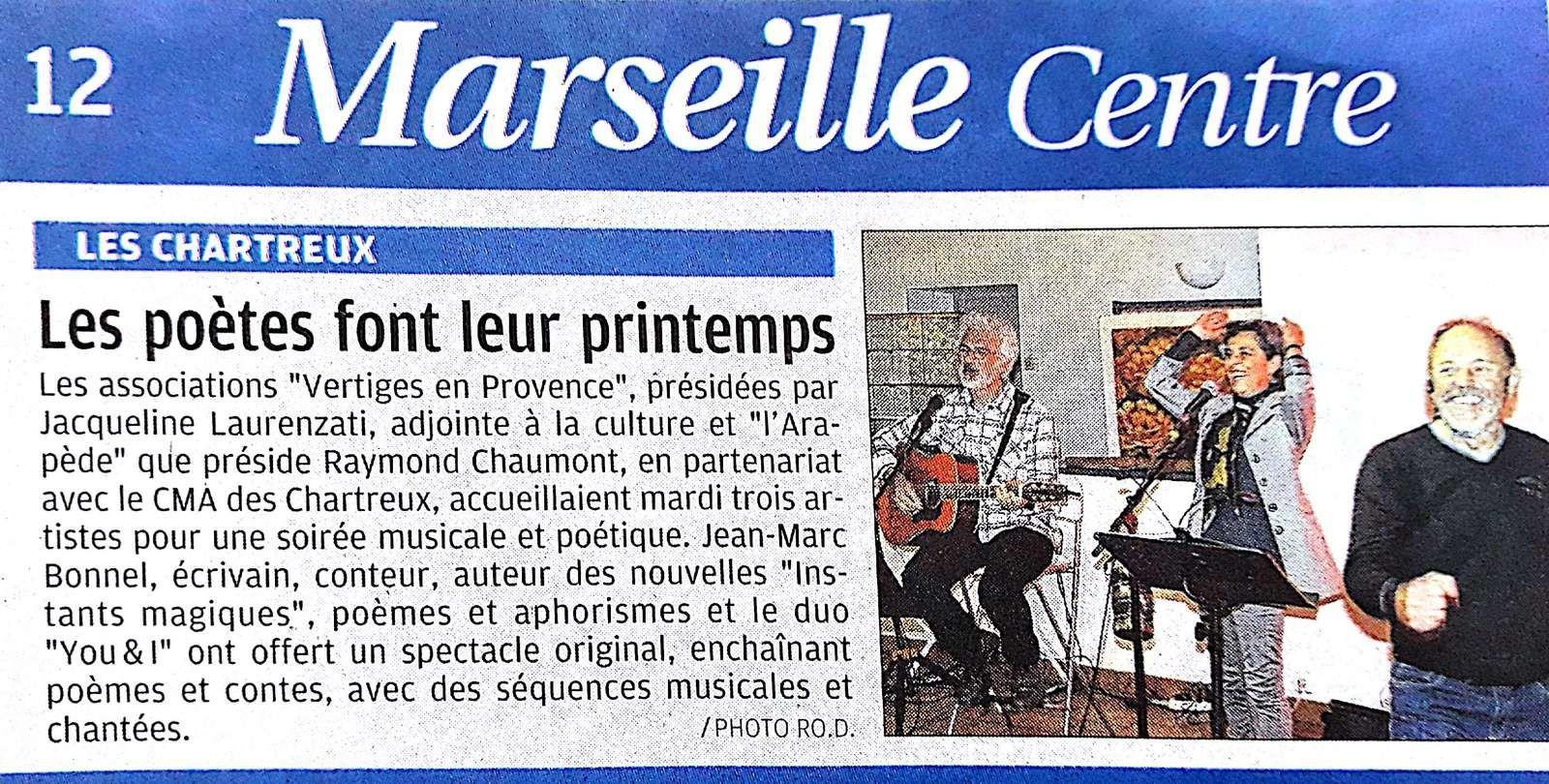 La Provence des poètes