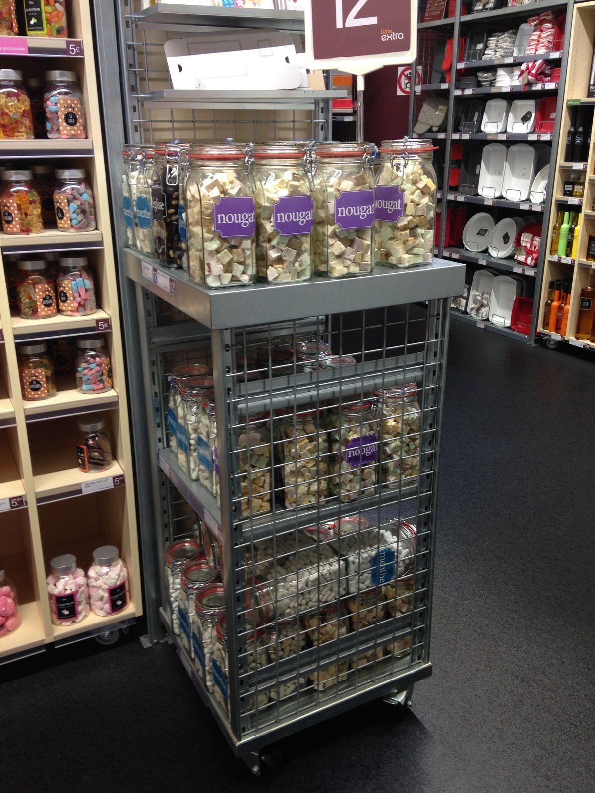 Little Extra s'invite chez Auchan avec des Shop in Shop !
