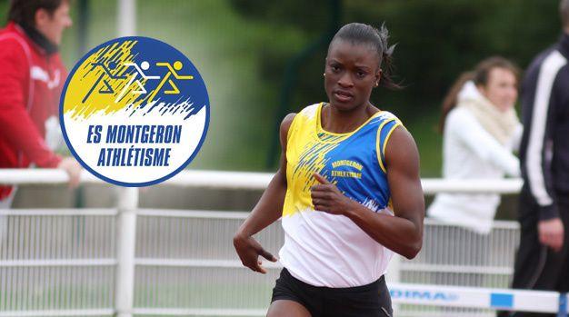 ESM Athlétisme :  Gnima Faye