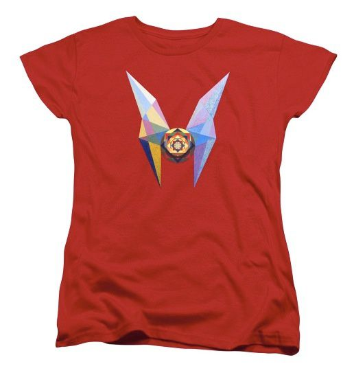 Tee-Shirt d'art - Flying Progress Womens T-Shirt.