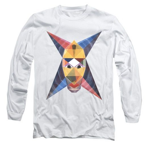 Tee-Shirt d'art - Blend Long Sleeve T-Shirt.