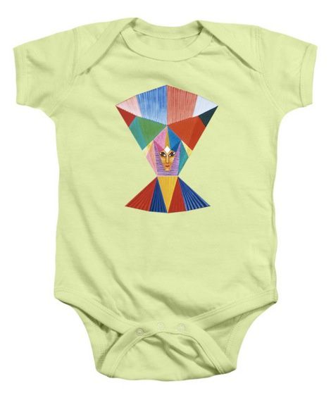 Tee-Shirt d'artiste - Countenance Baby Onesie et plus.