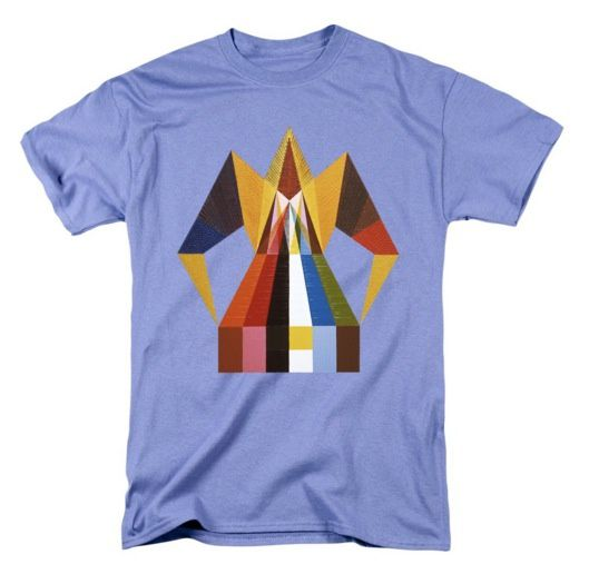 """Tee-Shirt d'artiste """"Anteriority"""" - & produits assortis."""