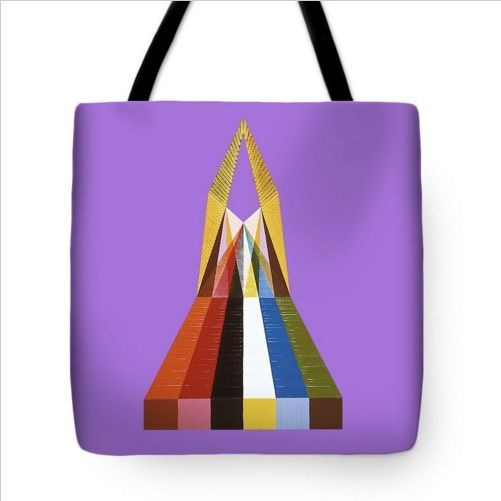 Afterglow Tote Bag.