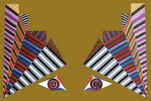 Artiste-peintre: Obstinacy - Extrait du tableau &quot&#x3B;Constance&quot&#x3B;.