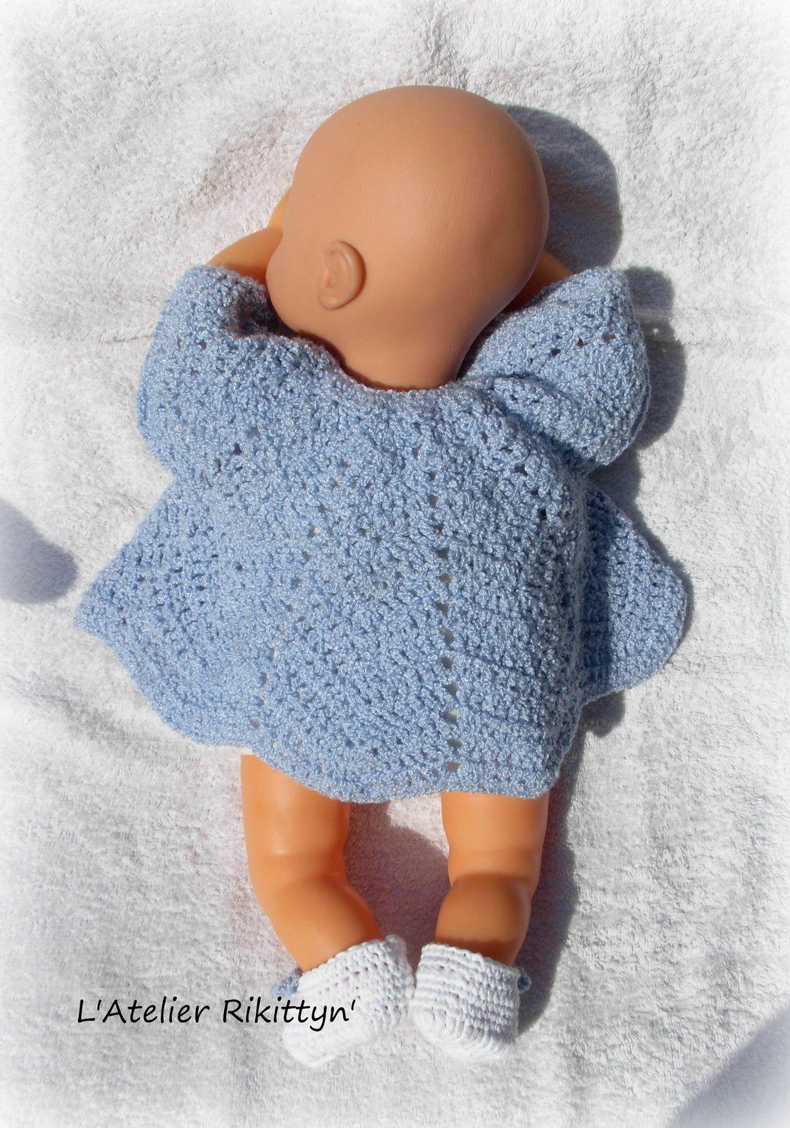 Oui, il m'arrive aussi de tricoter... La preuve en image !