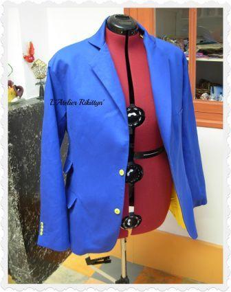 2012.03.05 - Un costume pour homme