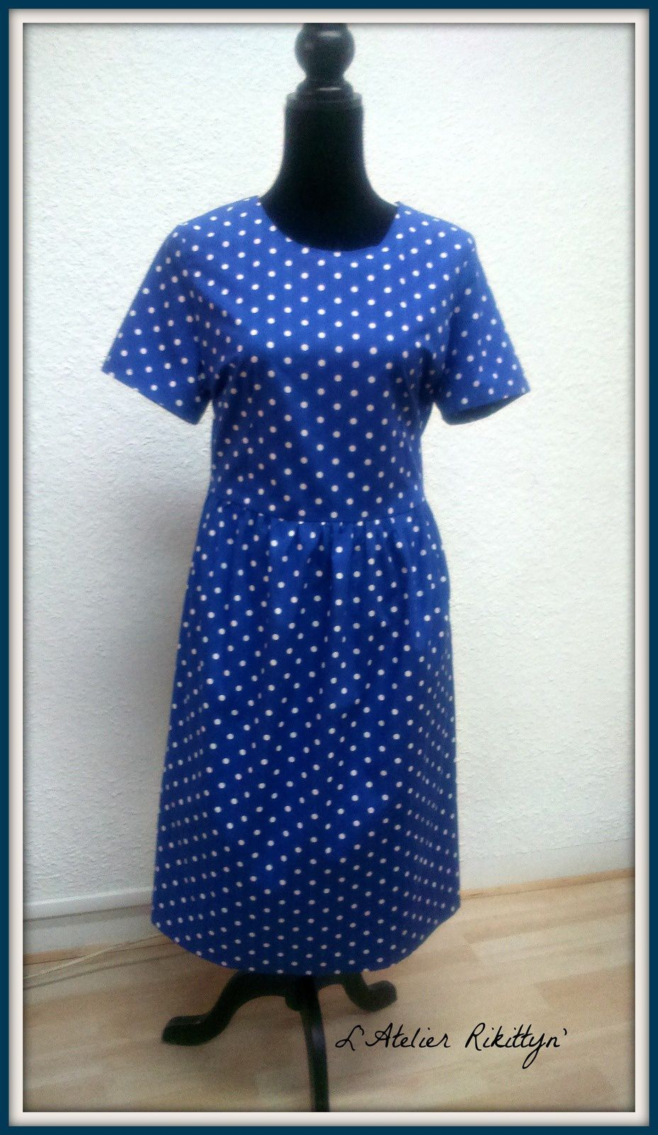 Robe fifties vintage