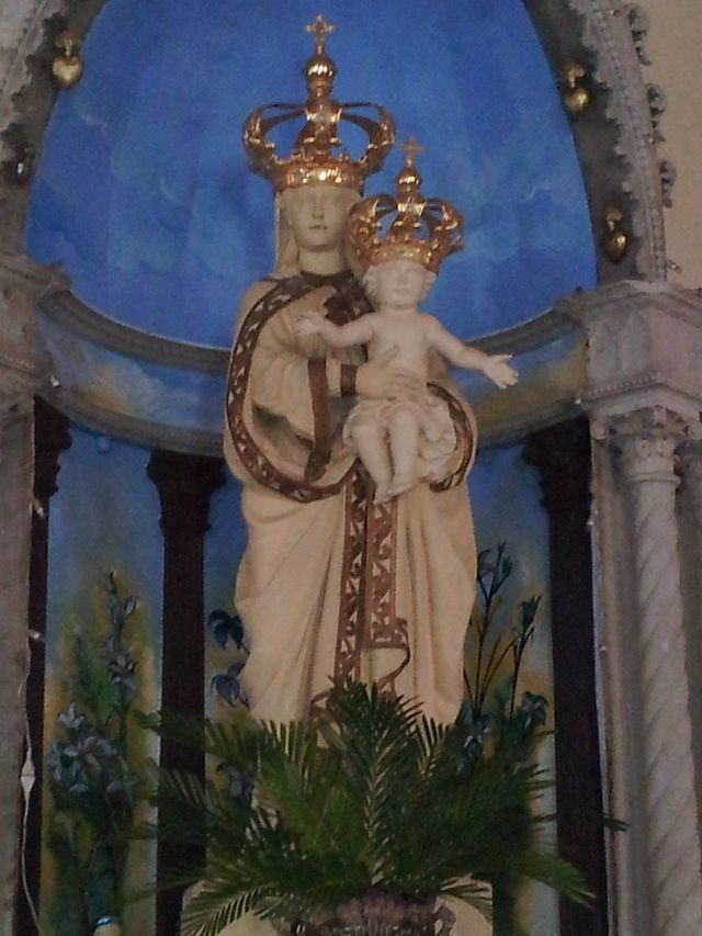 Notre-Dame de la Délivrande au Morne-Rouge (Martinique)