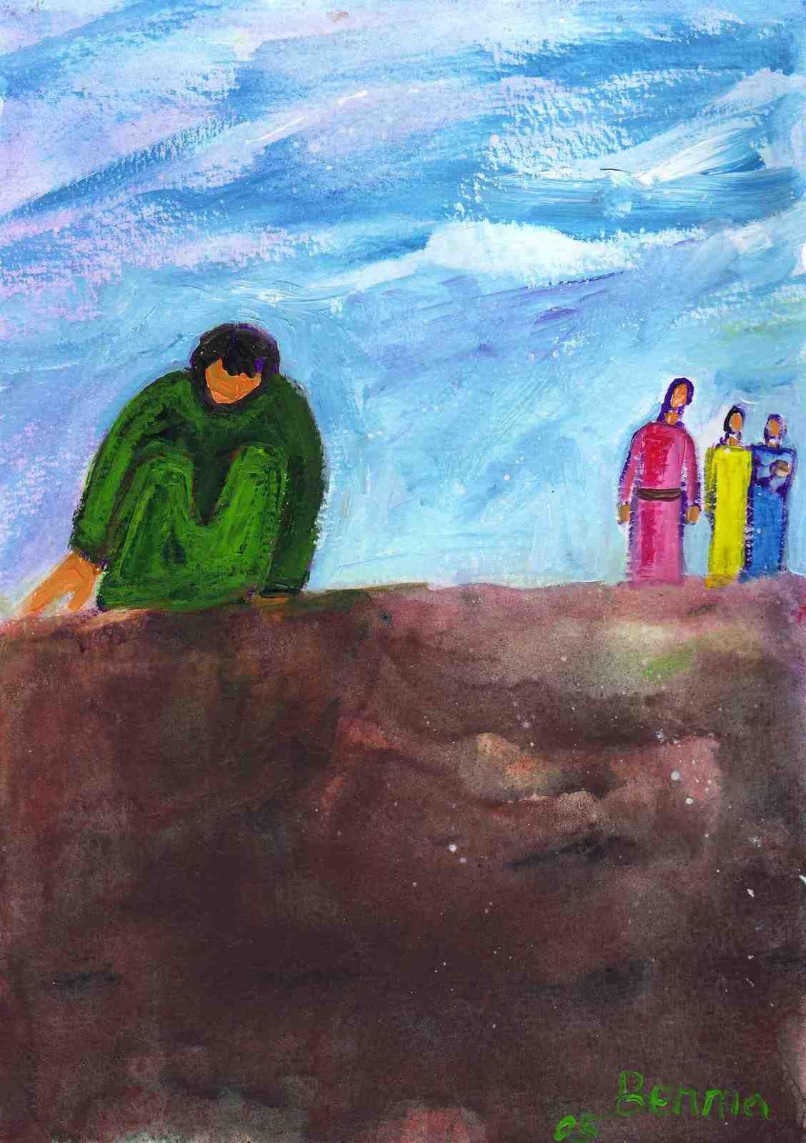 Quelle idée de Dieu? - Homélie 33° dimanche du Temps Ordinaire A