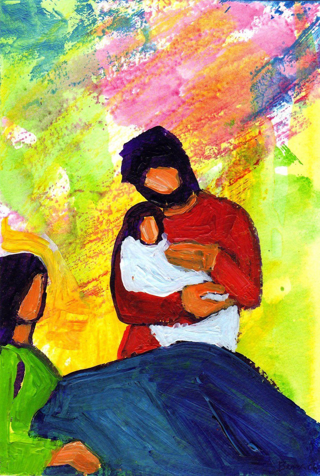 Et le Verbe s'est fait chair, il a habité parmi nous, et nous avons vu sa gloire, la gloire qu'il tient de son Père comme Fils unique, plein de grâce et de vérité.