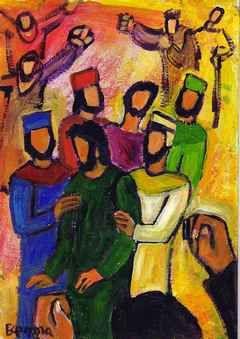 La bonne nouvelle de la prière chrétienne - Homélie 7° dimanche de Pâques B