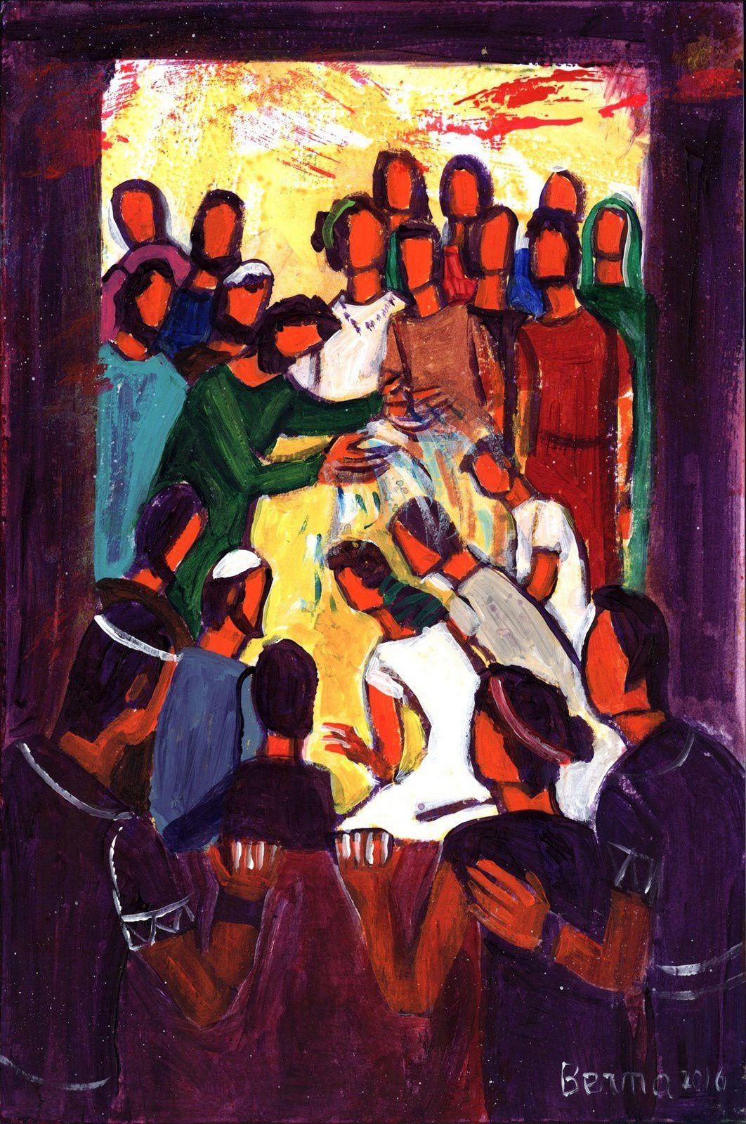 La prière de Jésus dans l'évangile de ce jour a pour objet la demande de l'unité.