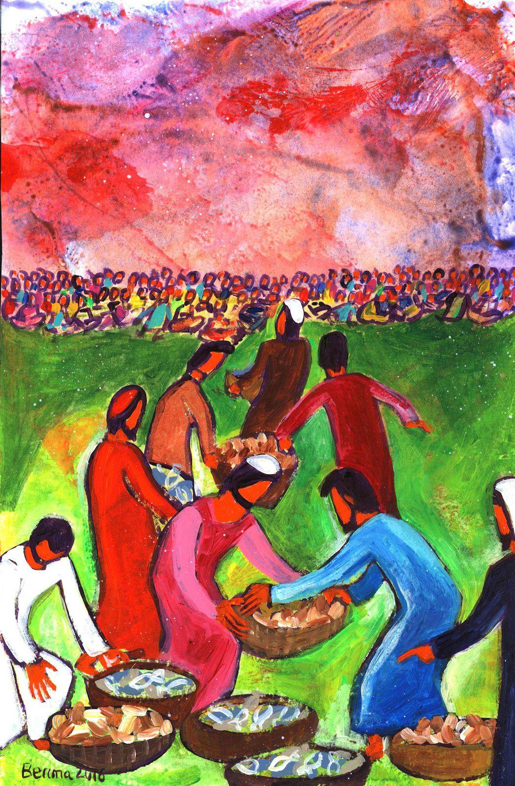 Sans l'Eucharistie du dimanche nous ne pouvons pas vivre.