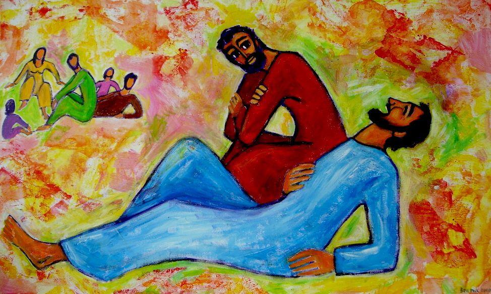 Le combat spirituel - la chair et l'Esprit - Homélie 14° dimanche du Temps Ordinaire A
