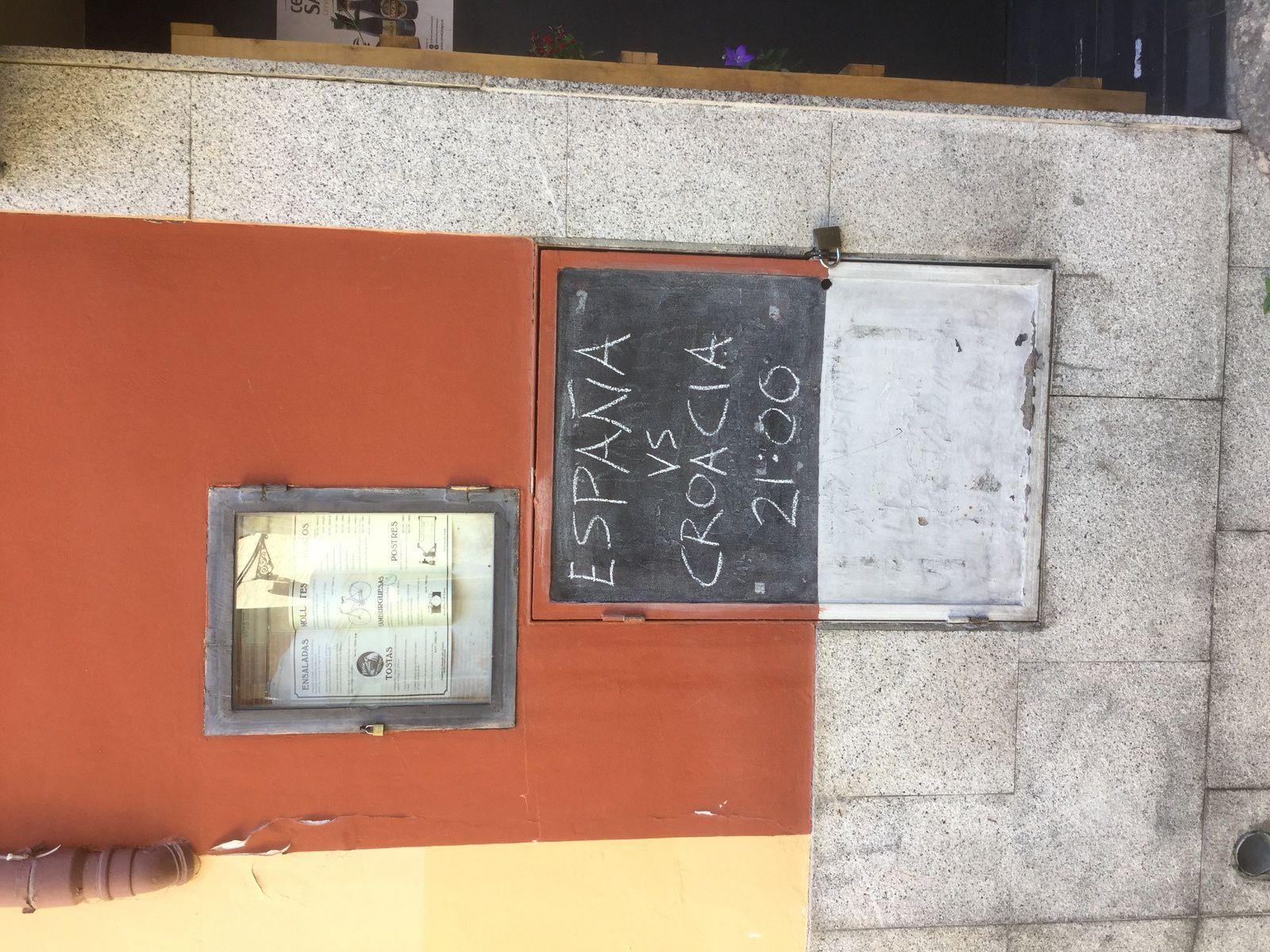 CROACIA 2 – ESPAÑA 1 Y ELECCIONES EL DOMINGO