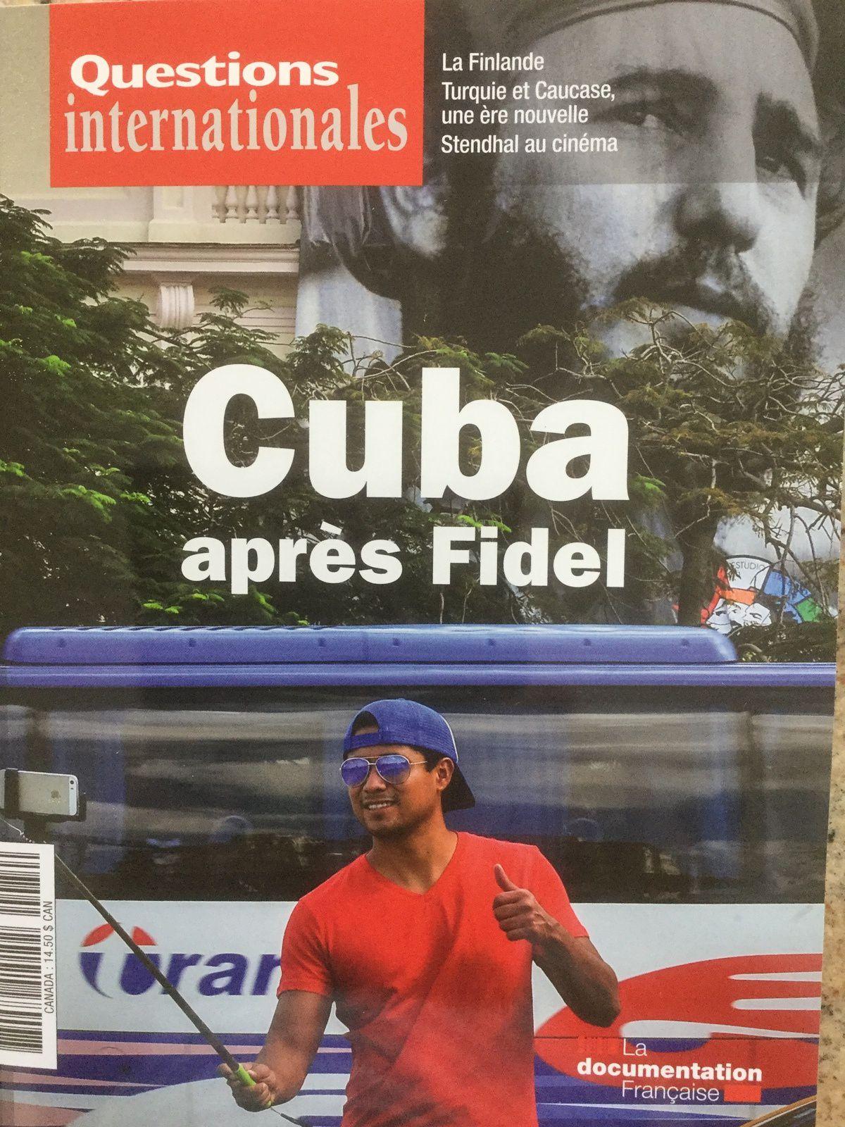 ETRE ECRIVAIN A CUBA :VIVRE SUR LA CORDE RAIDE