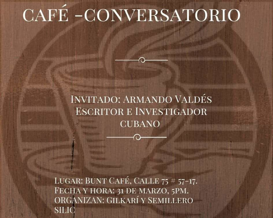 CAFE CONVERSATORIO: UNIVERSIDAD DEL ATLANTICO DE BARRANQUILLA