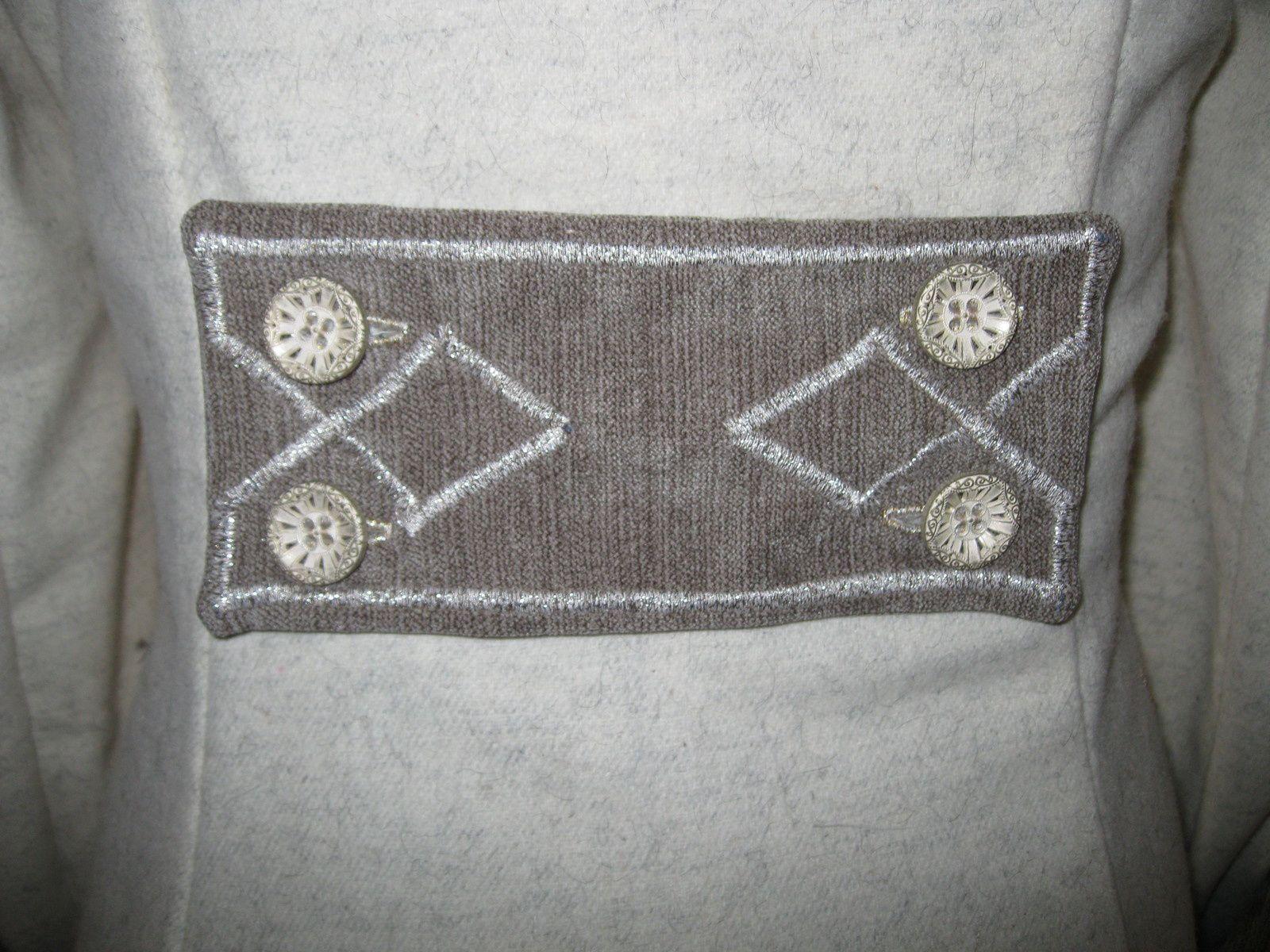 Manteau Belle Epoque - taille 38 - 200 euros