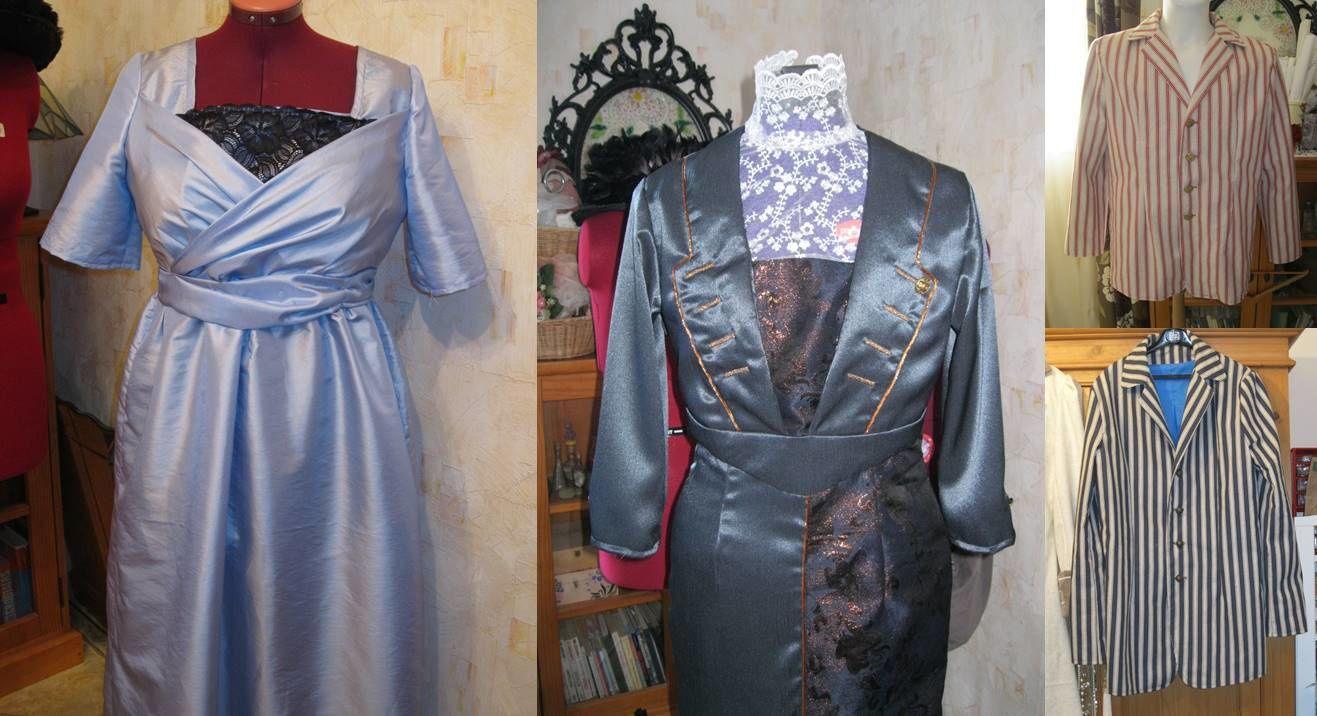 Costumes Belle Epoque
