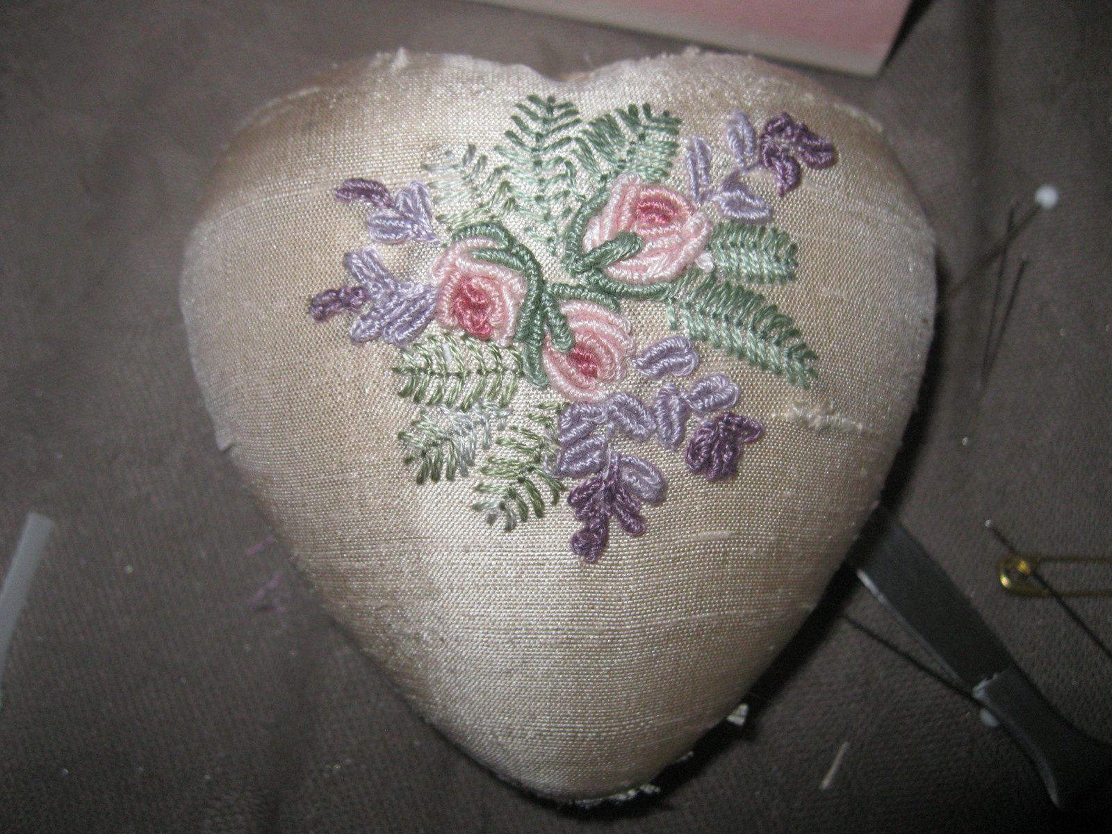 Coeur customisé - troisième coeur