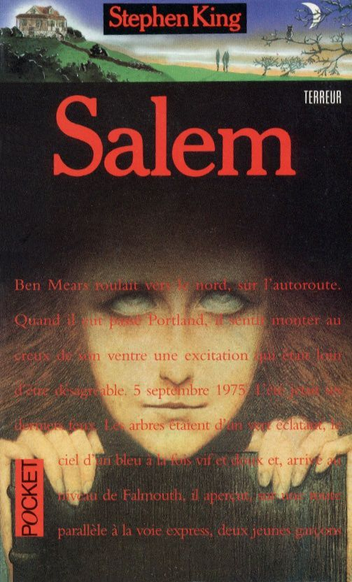 Des origines hongroises dans &quot&#x3B;Salem&quot&#x3B; de Stephen King