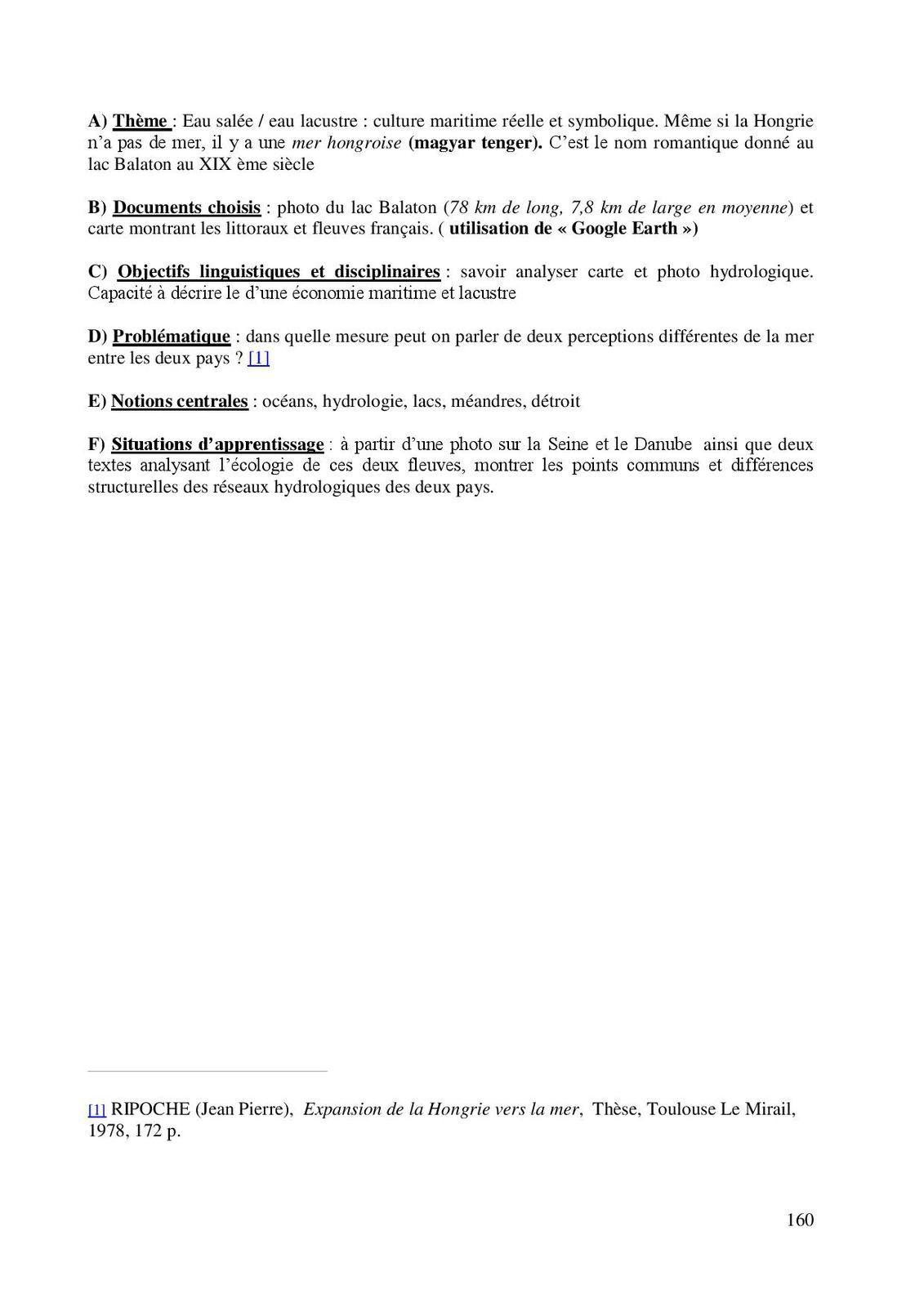 Manuel d'auto-formation de civilisation française par Eric Bailblé 5/5