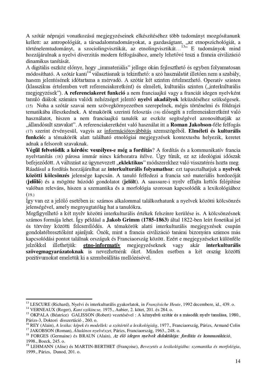 Manuel d'auto-formation de civilisation française par Eric Bailblé 1/5
