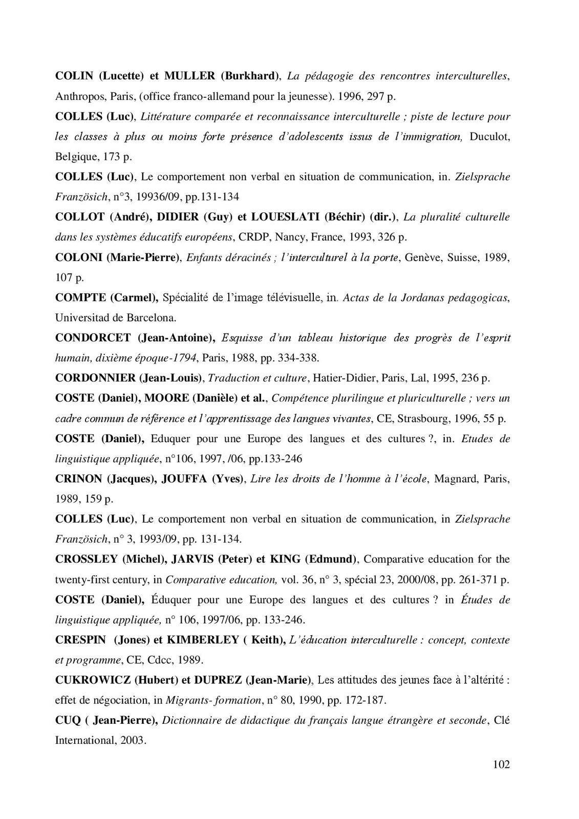 Manuel d'auto-formation de civilisation française par Eric Baiblé 4/5