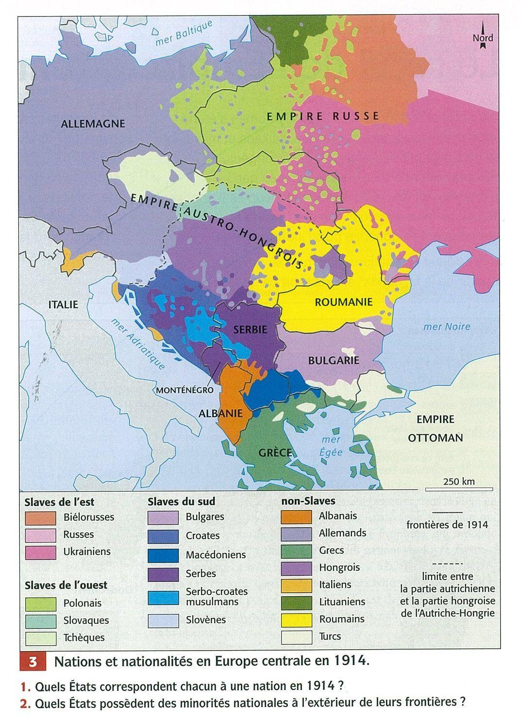 Mais que sommes nous censés savoir sur la Hongrie ? La Hongrie à travers le programme d'Histoire du collège-lycée...#5