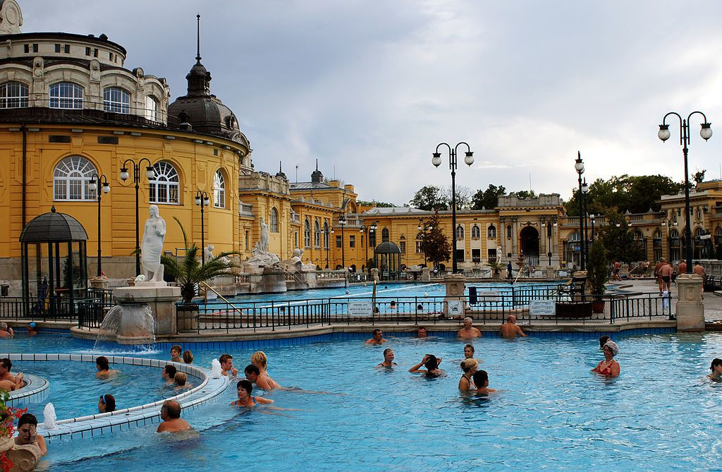 Hongrie - Budapest - Széchenyi thermes crédit : By me - my own hard work, CC BY 3.0, https://commons.wikimedia.org/w/index.php?curid=2746348