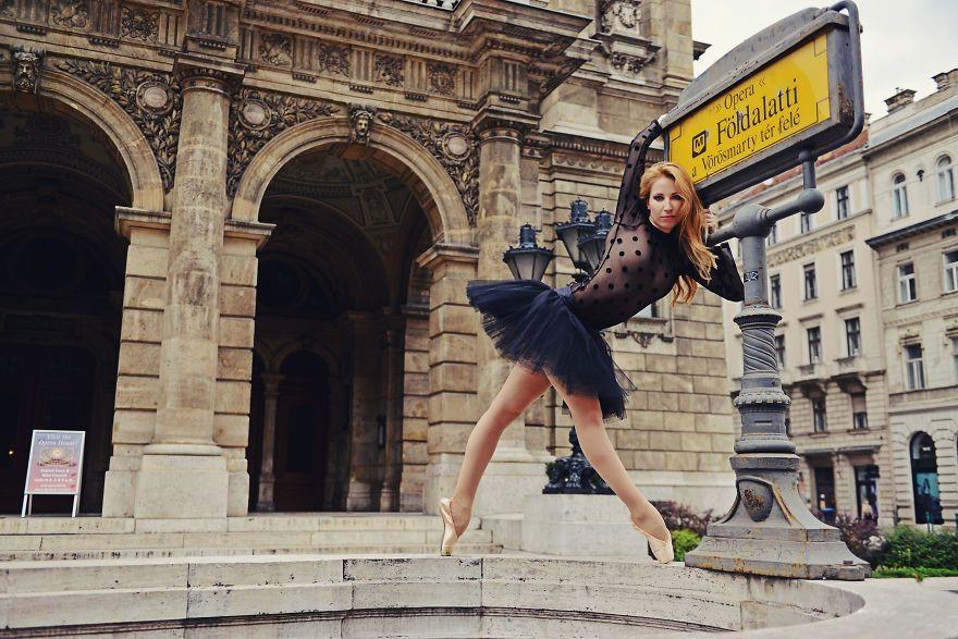 Ballerina Project Hungary - Le Projet Ballerine Hongrie : des photos d'une élégance à couper le souffle!
