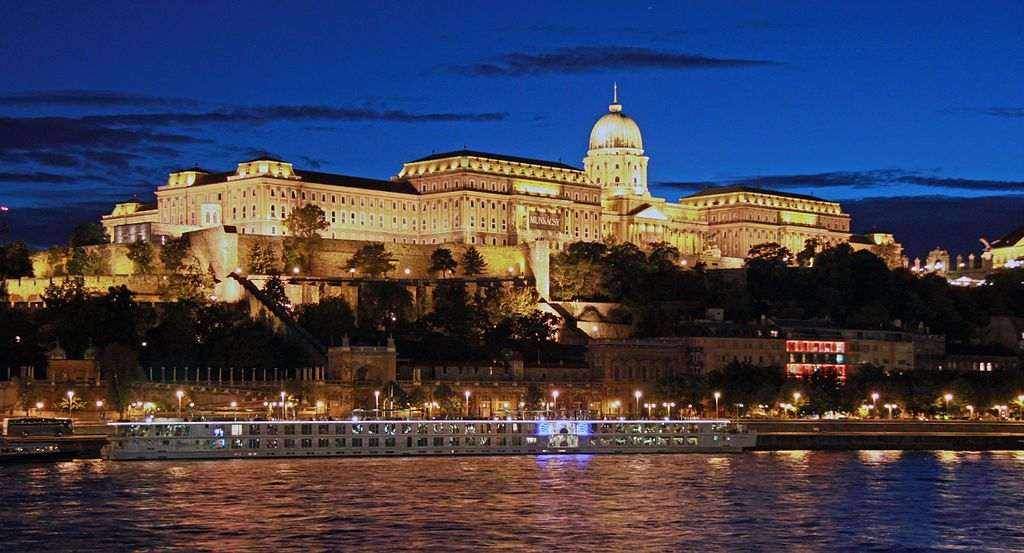 Hongrie - Budapest - Buda castle Crédit : By Cristian Bortes - Flickr: Budapest, CC BY 2.0, https://commons.wikimedia.org/w/index.php?curid=19516148