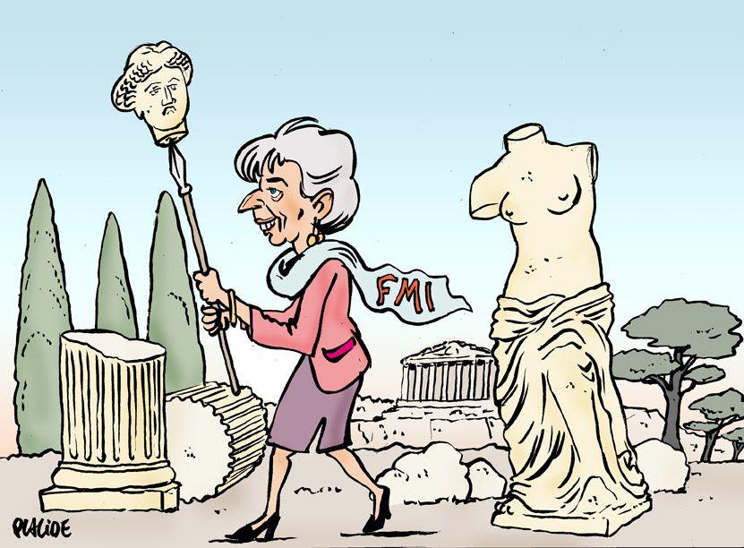 La tragédie grecque en référendum !