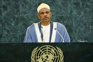 Ikililou A Menti Dans Sa Déclaration Devant L'ONU À New York