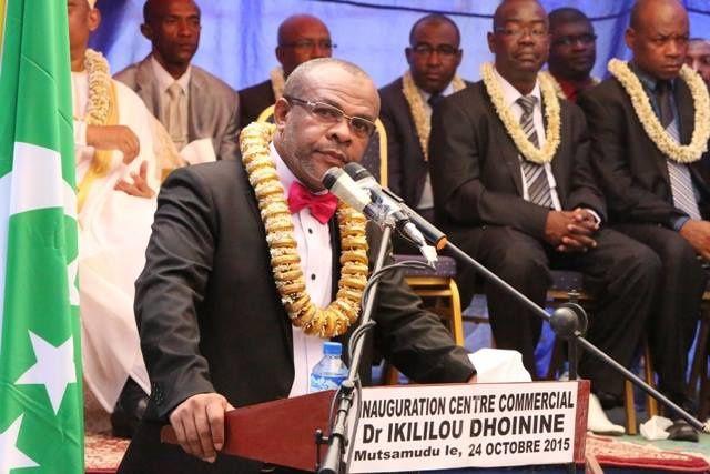 La violation des principes de la séparation des pouvoir par le gouverneur Anisse Chamsoudine
