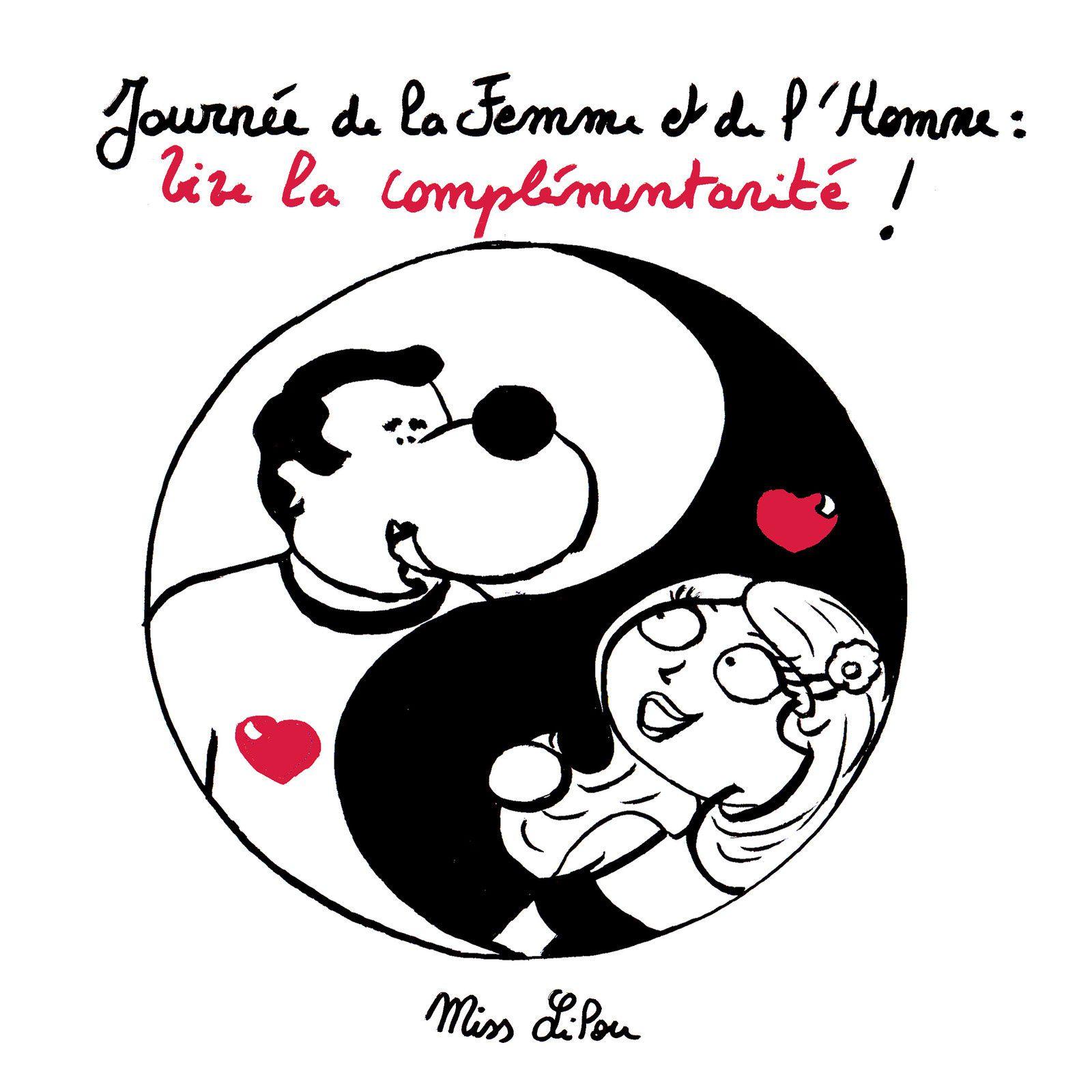 Journée de la Femme…et de l'Homme : Vive la complémentarité !